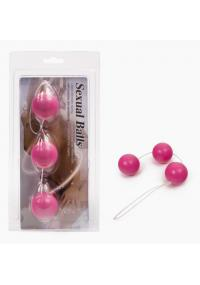 Bile Anale Sexual Balls Pink