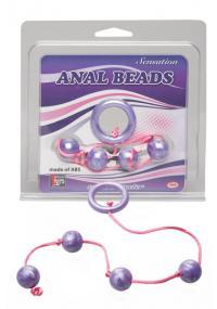 Bile mov Sensation Anal Beads