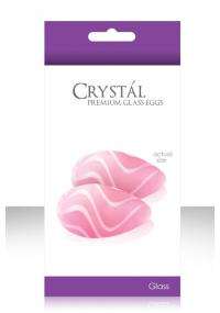 Bile Vaginale Crystal Kegels Roz