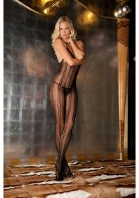Bodystocking Negru Seductive