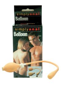 Butt plug gonflabil Anal Balloon