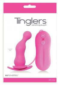 Butt Plug Tinglers Vibrating II