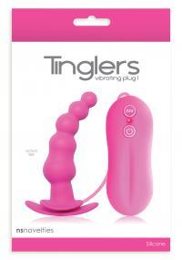 Butt Plug Tinglers Vibrating Roz