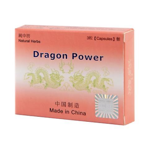 Capsule Potenta Dragon Power