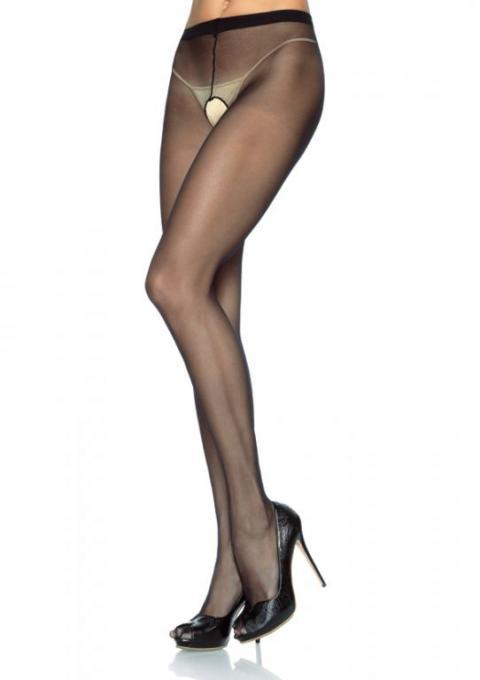 Ciorapi Negri Nylon Sexy Sheer