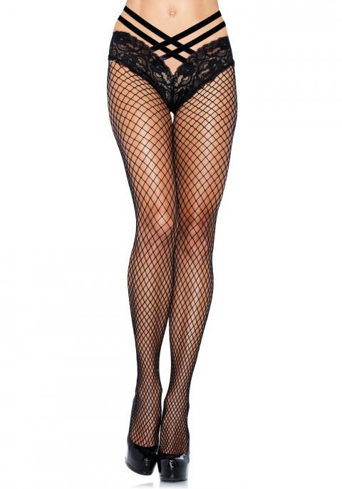 Ciorapi Net Pantyhose W. Lace Panty