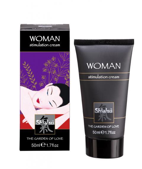 Crema Orgasm Geisha Dream 50 ml