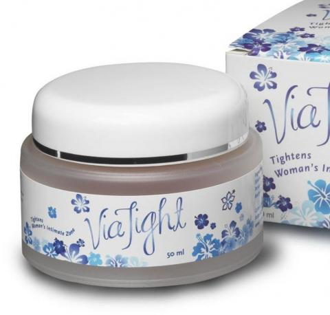 Crema Stramtare Vagin Via Tight 50 ml