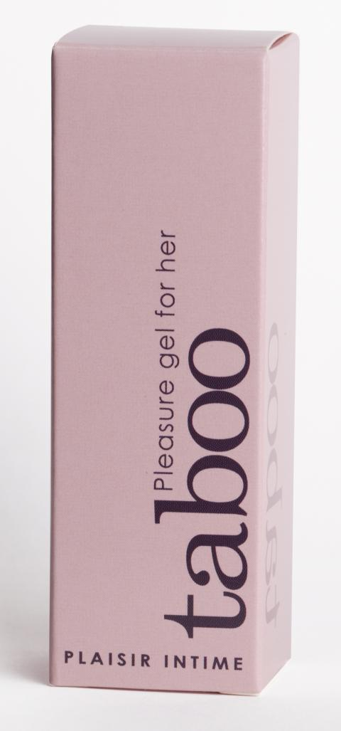 Gel Orgasm Taboo Plaisir 30 ml