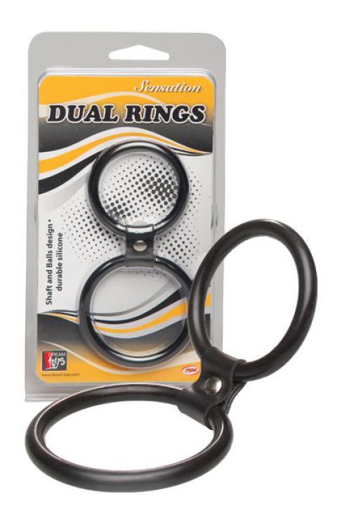 Inel negru Dual Rings