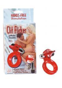 Inel pentru penis Clit Flicker