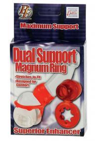 Inel pentru Penis Dual Support