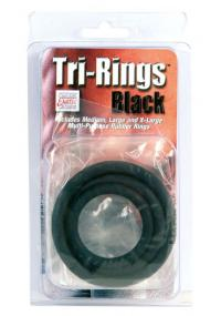 Inel pentru Penis Tri Ring