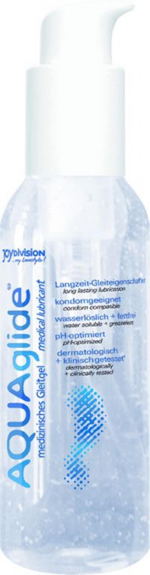 Lubrifiant Aqua Glide 125 ml
