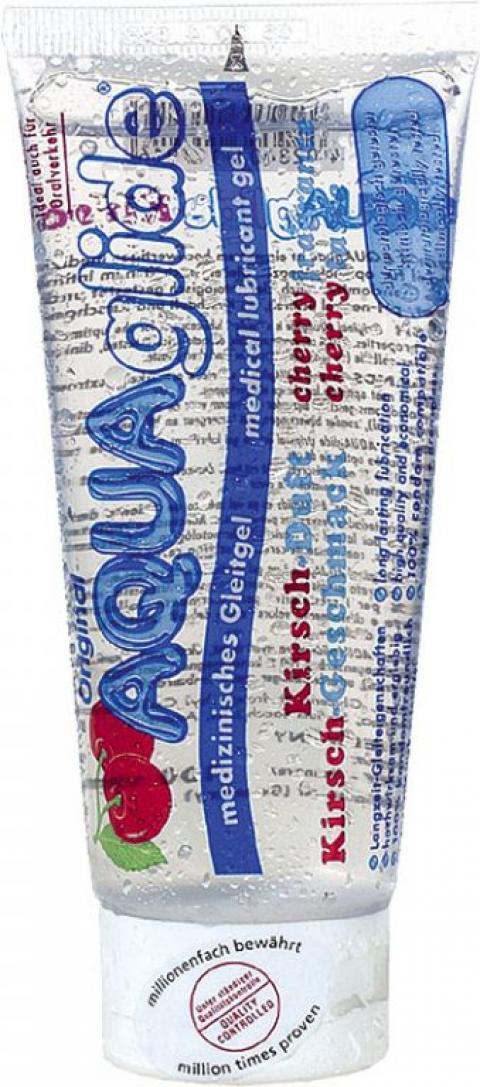 Lubrifiant Aqua Glide Cirese 100 ml