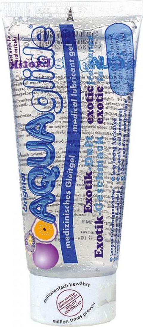 Lubrifiant Aqua Glide Exotic 100 ml