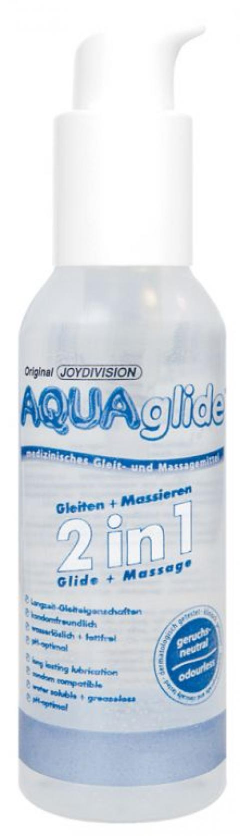 Lubrifiant AquaGlide 2 in 1 125 ml