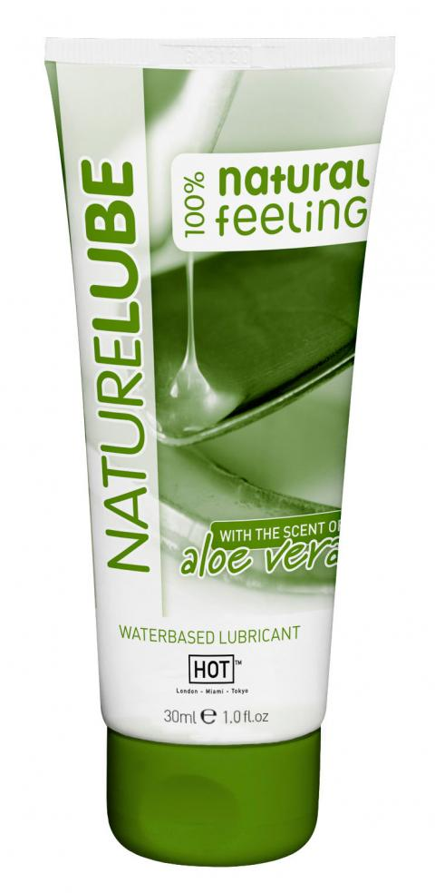 Lubrifiant Hot Nature Lube waterbased Aloe Vera