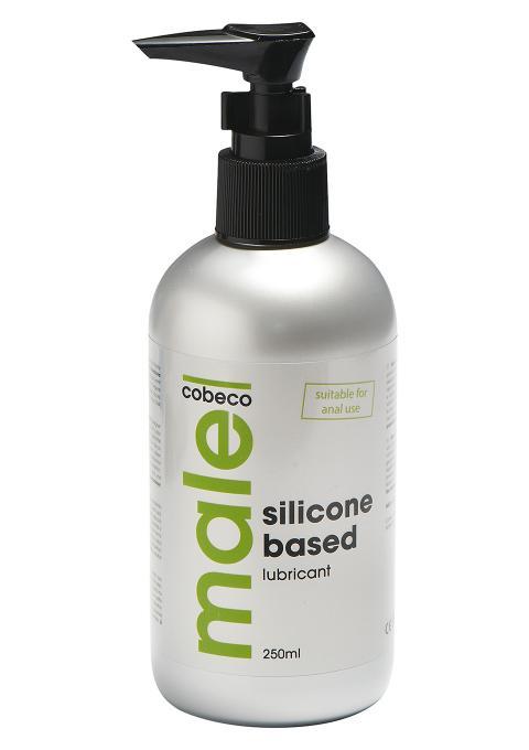 Lubrifiant Silicon Cobeco Male 250 ml