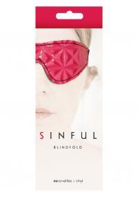 Masca Sinful Blindfold Roz