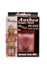 Masturbator Anthea Vagina & Ass