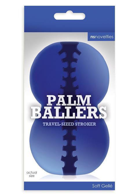 Masturbator Palm Ballers Albastru
