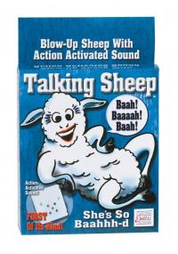 Oita Gonflabila Talking Sheep