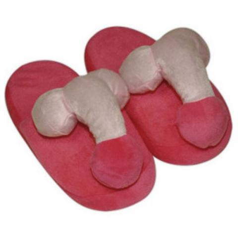 Papuci femei Penis Slippers