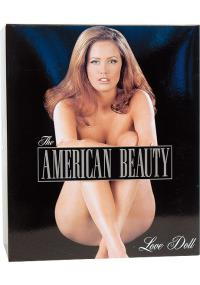 Papusa Gonflabila American Beauty