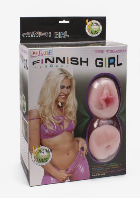 Papusa gonflabila Finnish Girl