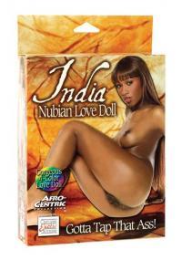 Papusa gonflabila India Nubian Love Doll