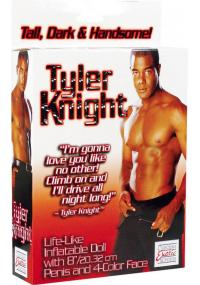 Papusa Gonflabila Masculina Tyler Knight