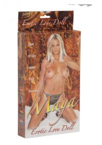 Papusa Gonflabila Maya Erotic Doll