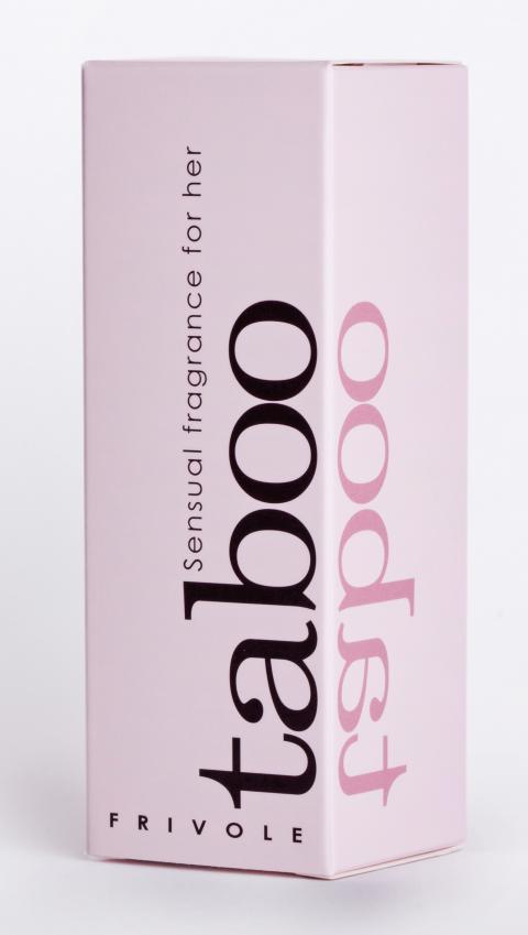 Parfum Feromoni Pentru Femei Taboo