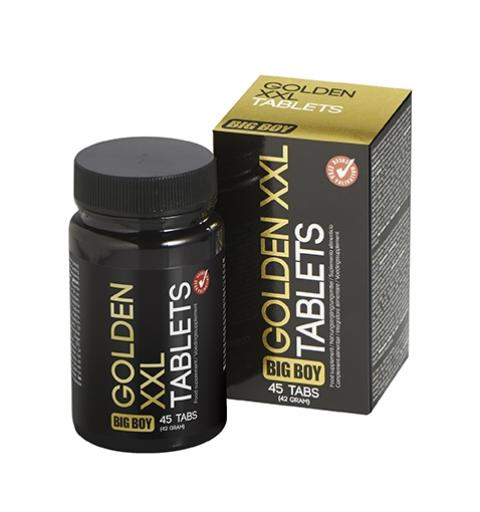 Pastile Marire Penis Golden XXL 45 tablete