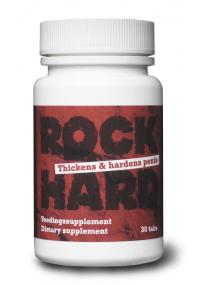 Pastile Stimulare Erectie Rock Hard 30 tablete