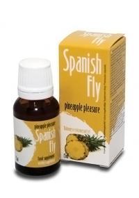 Picaturi Afrodisiace Cupluri Spanish Fly Ananas 15 ml