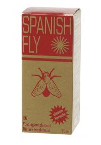 Picaturi Afrodisiace Cupluri Spanish Fly Gold 15 ml