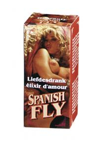 Picaturi Afrodisiace Cupluri Spanish Fly Red 15 ml