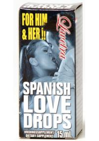 Picaturi Afrodisiace Cupluri Spanish Love Drops 15 ml