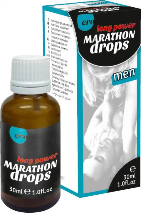 Picaturi Cresterea Potentei Marathon men 30 ml