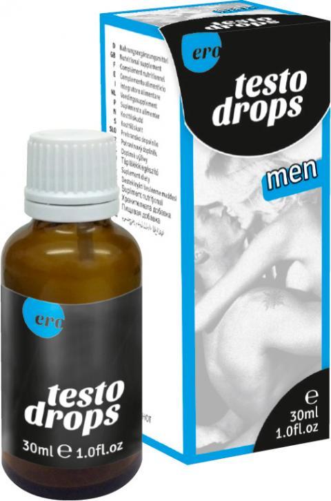 Picaturi Cresterea Potentei Testo Drops 30 ml