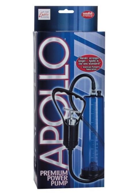 Pompa Marire Penis Apollo Premium Power Pump