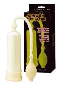 Pompa Marire Penis Fosforescenta Glow in The Dark