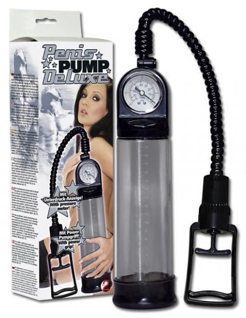 Pompa Marire Penis Pump Deluxe