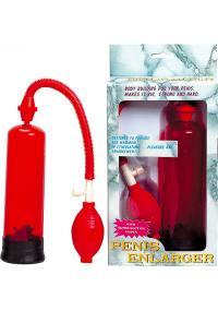 Pompa rosie Developer