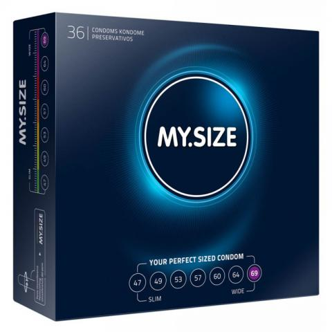 Prezervative My Size 69 36 bucati
