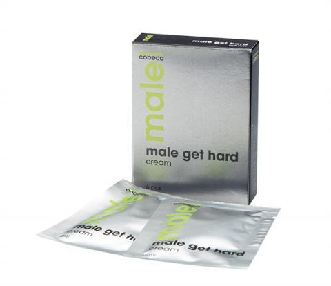 Set 6 plicuri Crema Stimulare Erectie Male Get Hard