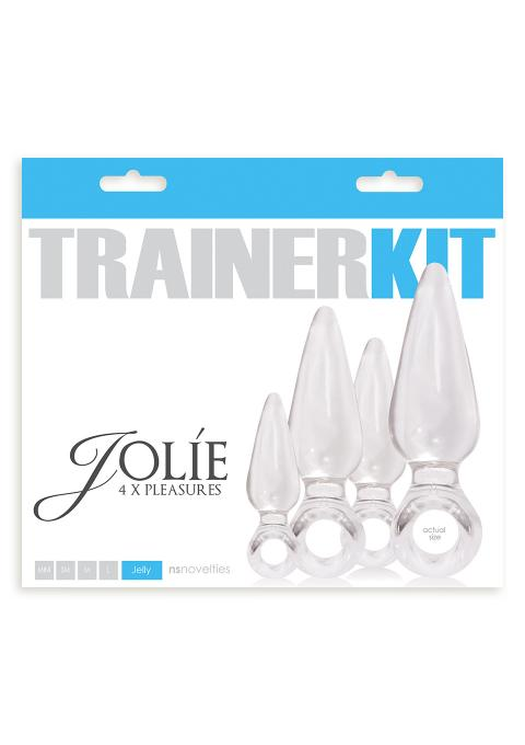 Set Butt Plug Jolie Trainer Kit