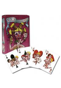 Set Carti De Joc XXX